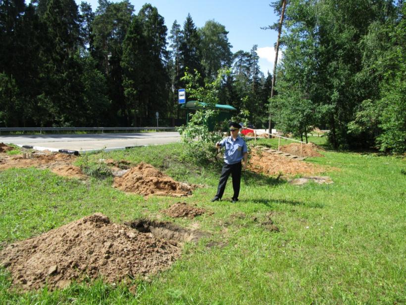 За неделю посредством ЦУР в го Лотошино решено 7 вопросов жителей по содержанию территорий в чистоте и порядке