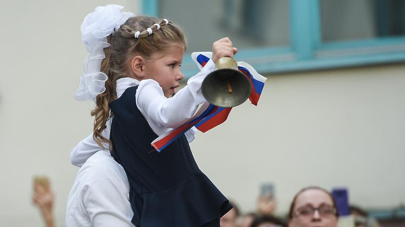 Андрей Воробьев рассказал, как в Подмосковье пройдут линейки 1 сентября
