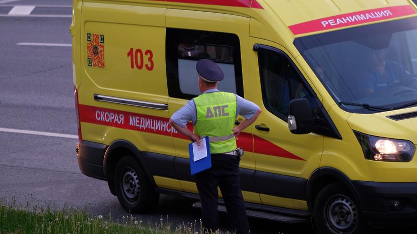 2 человека пострадали в ДТП на трассе М‑9 в Подмосковье