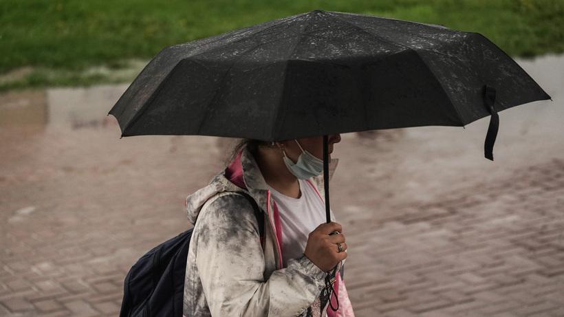 МЧС объявило экстренное предупреждение в Подмосковье из‑за грозы и сильного ветра