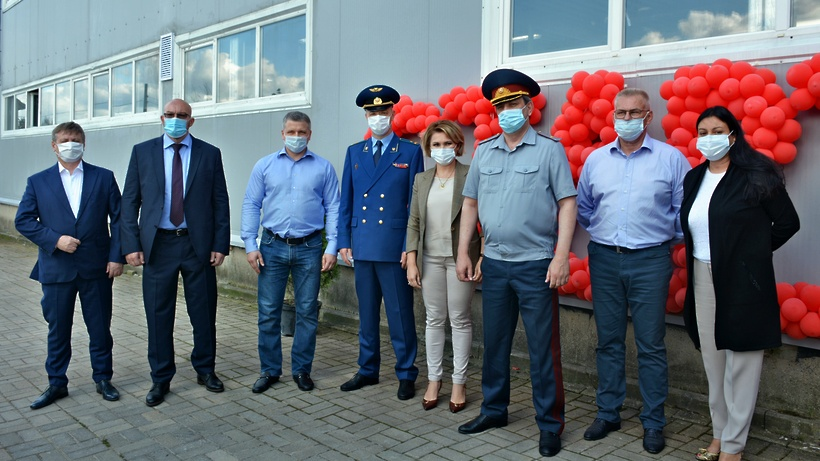 В Подмосковье открыли первый участок для проживания осужденных к принудительным работам