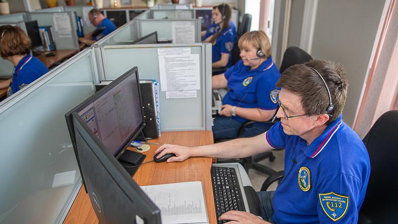 Система‑112 в Подмосковье приняла свыше 220 тыс вызовов за неделю