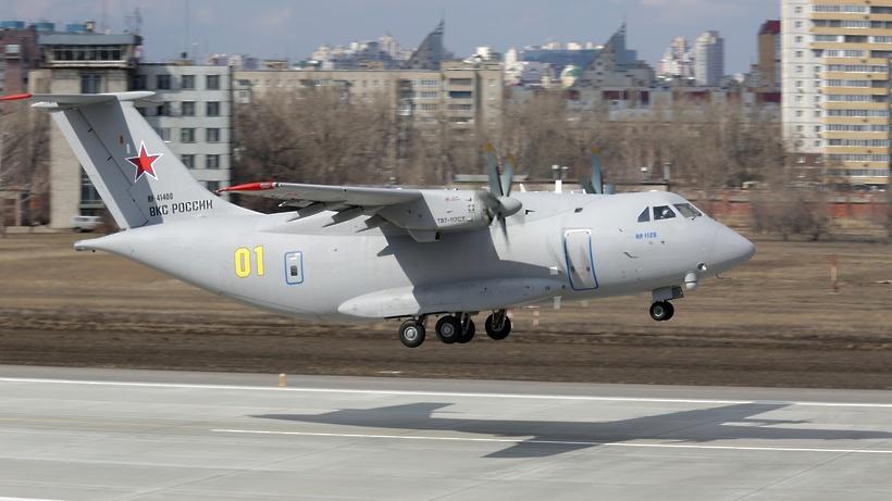 Военно‑транспортный самолет Ил‑112В рухнул в Подмосковье