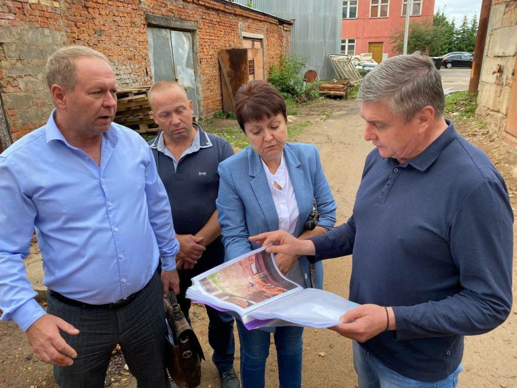Глава округа проверил готовность Волоколамской котельной к отопительному сезону