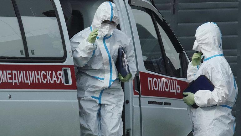 В России выявили 19 509 новых случаев заражения коронавирусом