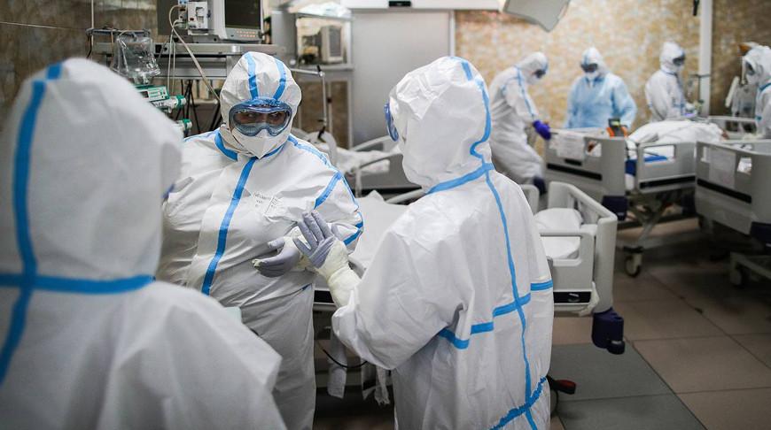 В России за сутки выявили 18 380 новых случаев COVID-19
