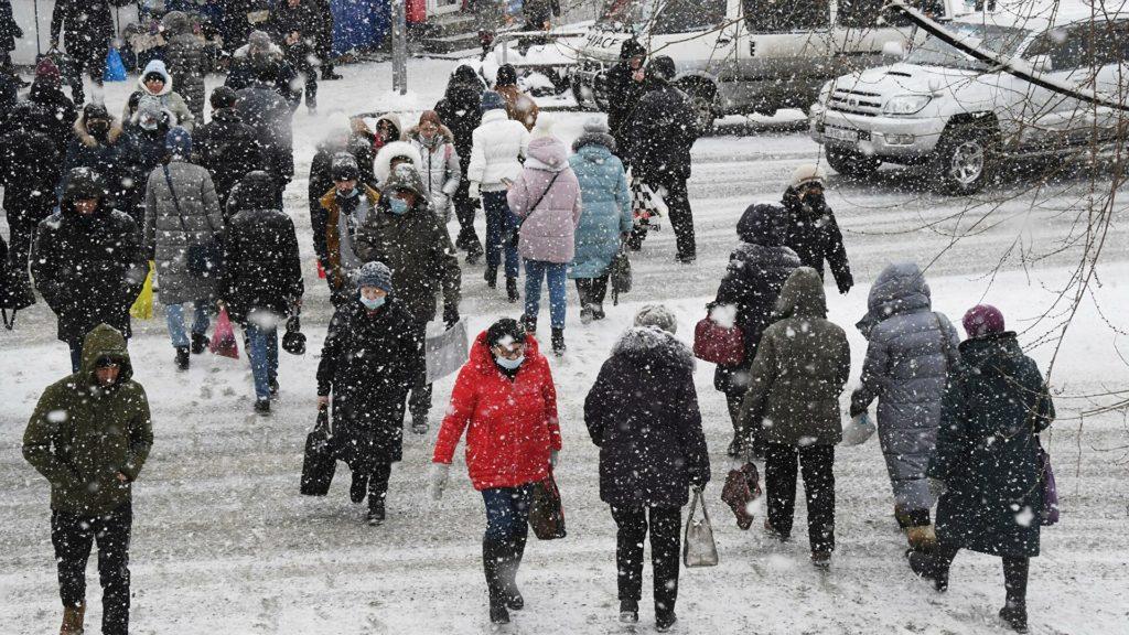 Россиянам пообещали погодные рекорды грядущей зимой