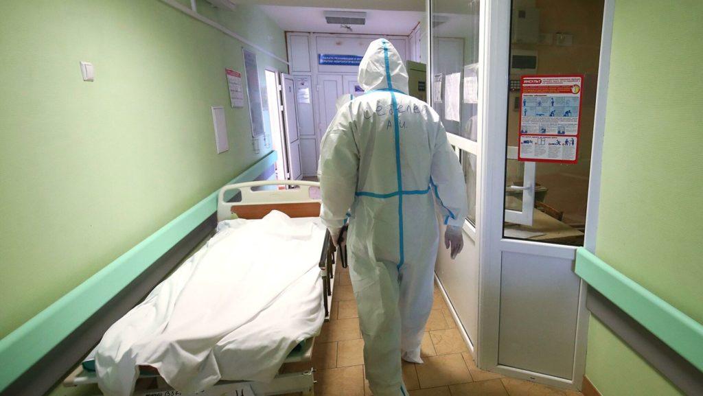 В России выявили 19 179 новых случаев заражения коронавирусом
