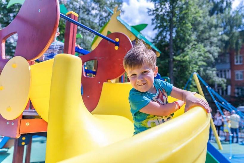 Голосуйте, где поставить детские площадки в Волоколамском округе. На портале «Добродел»