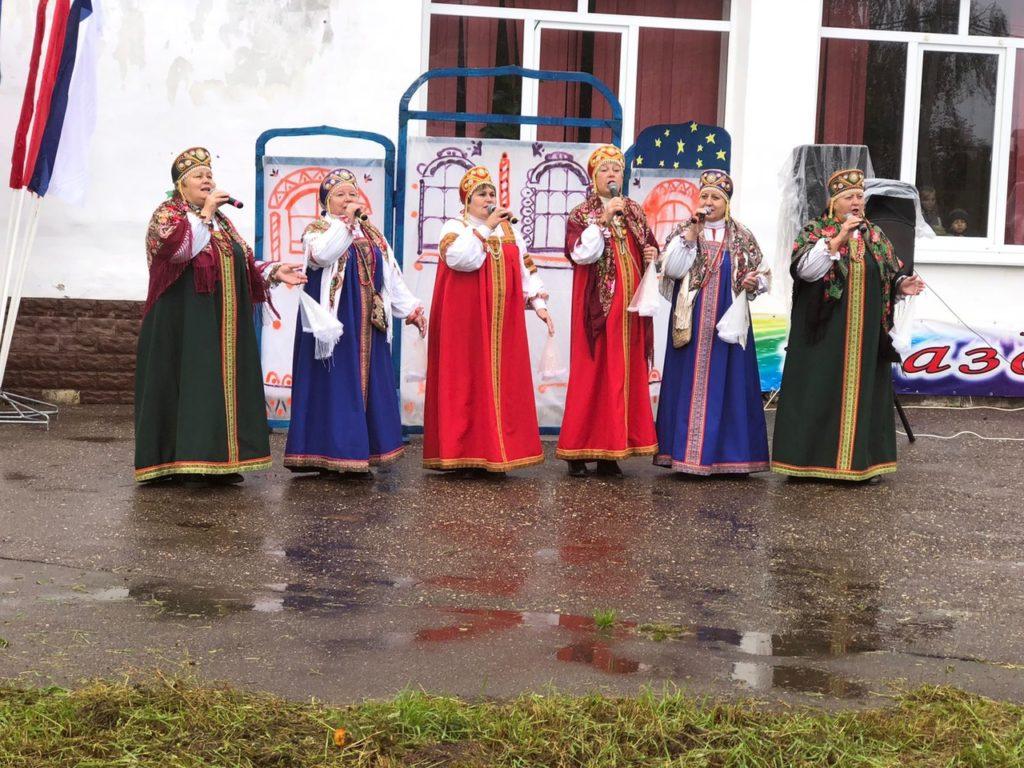 День села Шестаково впервые отметили в Волоколамском округе!