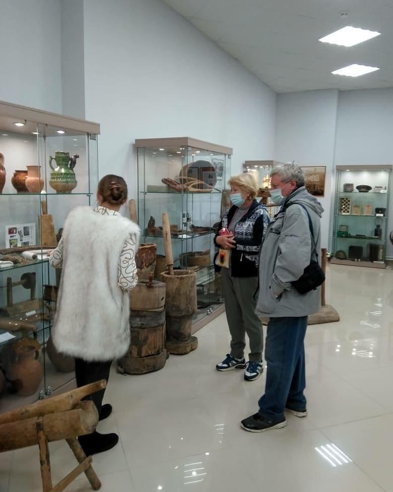В Шаховском музее прошла акция «День туризма в музее»