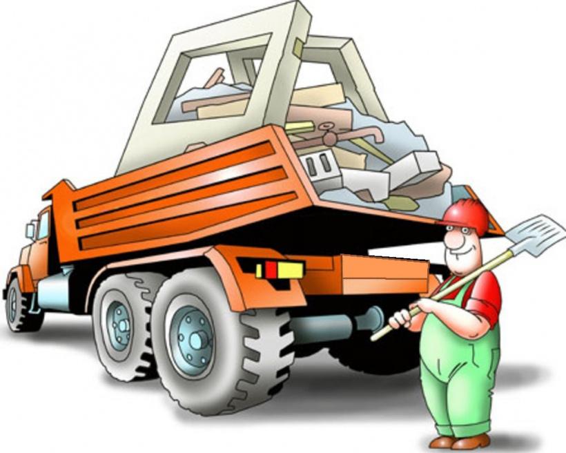 С 1 сентября в Волоколамском округе назначаются штрафы за перевозку строительных отходов без документов