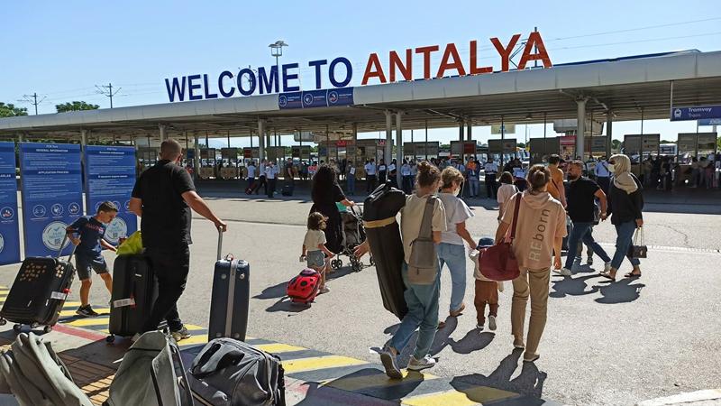 Турция изменила правила въезда для российских туристов