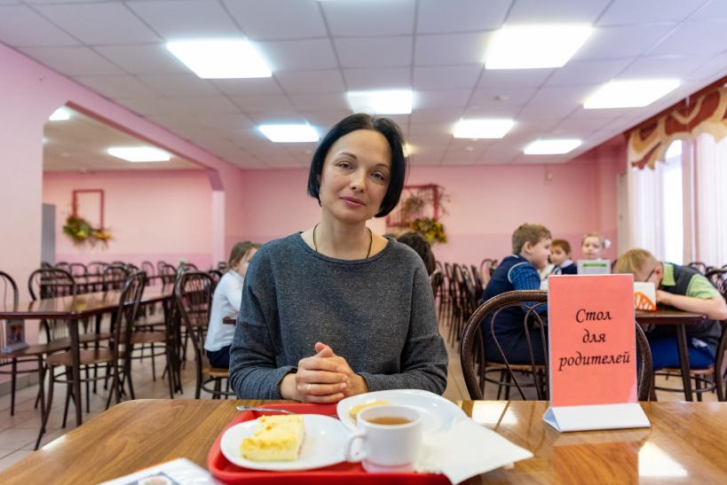 В школах Волоколамского округа продолжается проект «Родительский контроль»