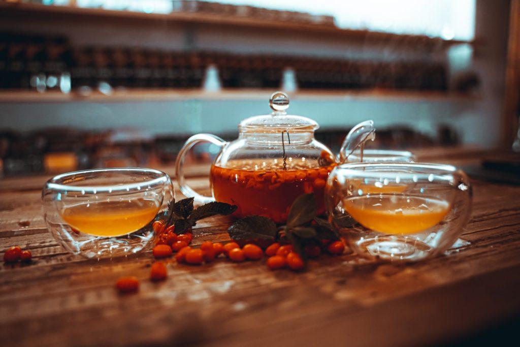 Чайная пауза: 5 лучших осенних рецептов чая