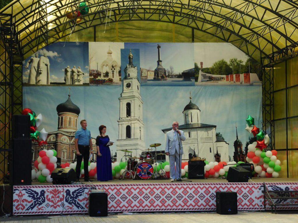 В Волоколамском городском округе Московской области прошло празднование Дня округа и Дня города