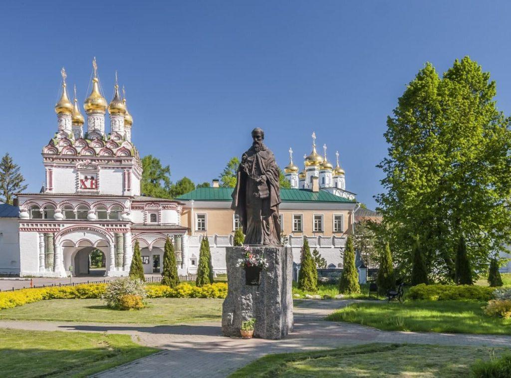 Сегодня православная церковь отмечает 506 лет со дня преставления преподобного Иосифа Волоцкого