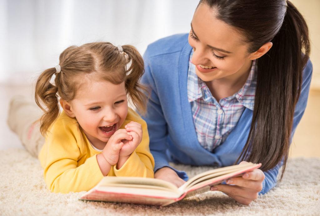Как помочь ребенку полюбить читать