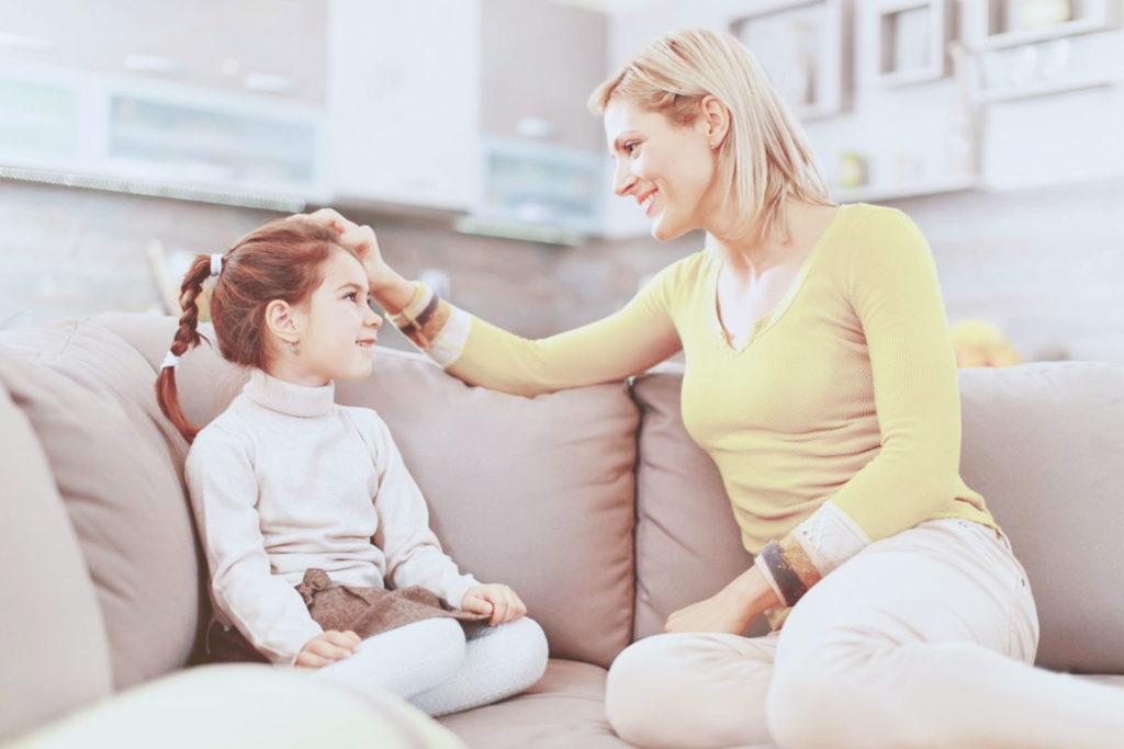 Как правильно хвалить своего ребенка