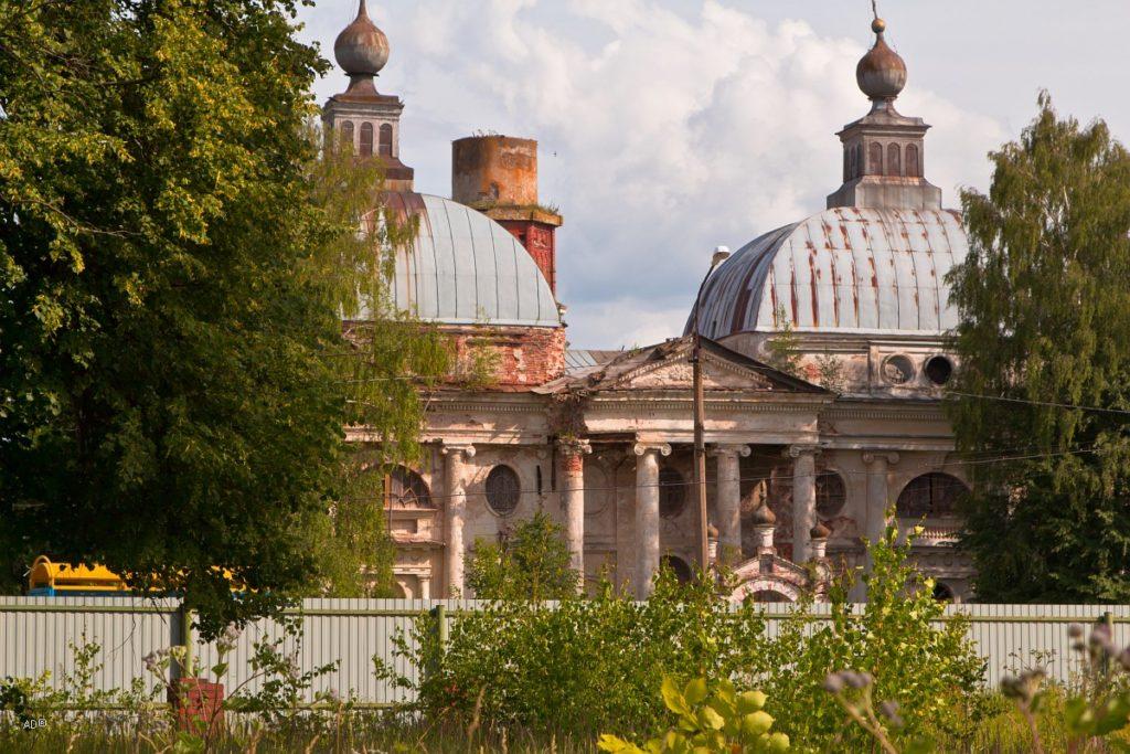 Казанский храм в Яропольце: история и архитектура
