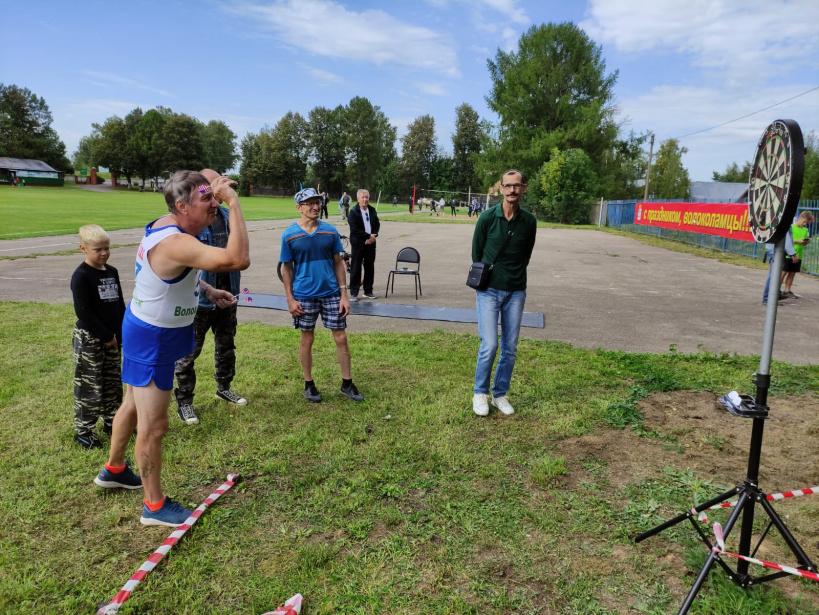 Клуб «Олимп» Дворца спорта «Лама» принял участие в соревнованиях к 886-летию города Волоколамска
