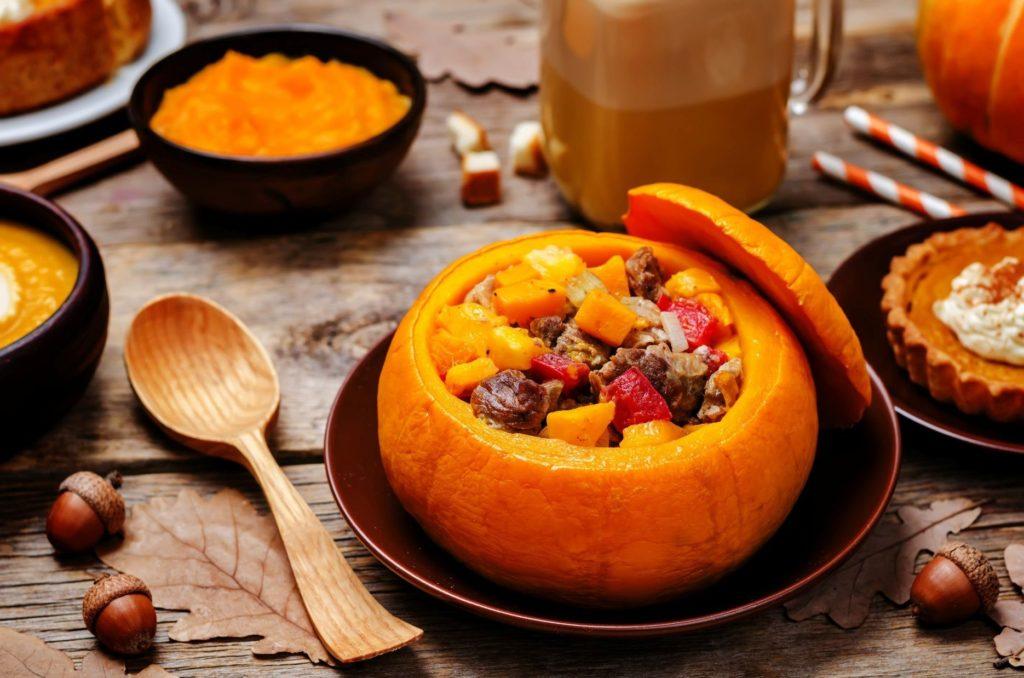 Простые рецепты осенних блюд из сезонных овощей и фруктов