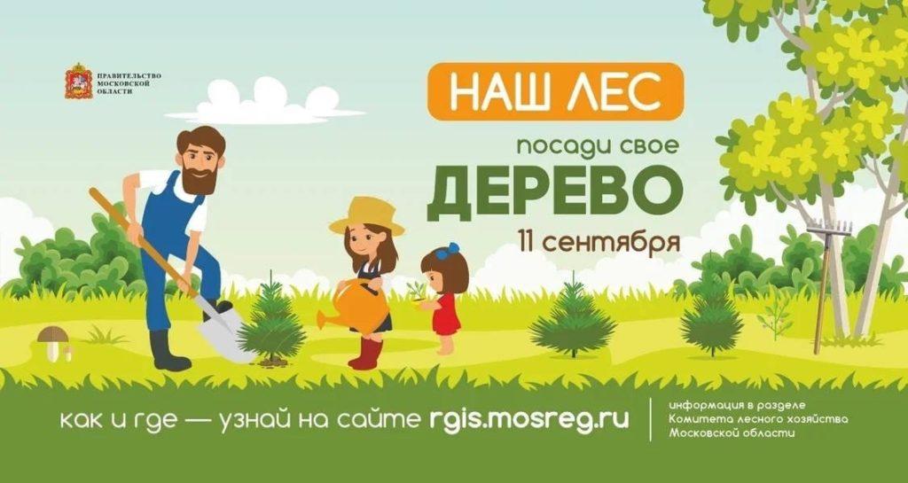 Приглашаем волоколамцев принять участие в экологической акции