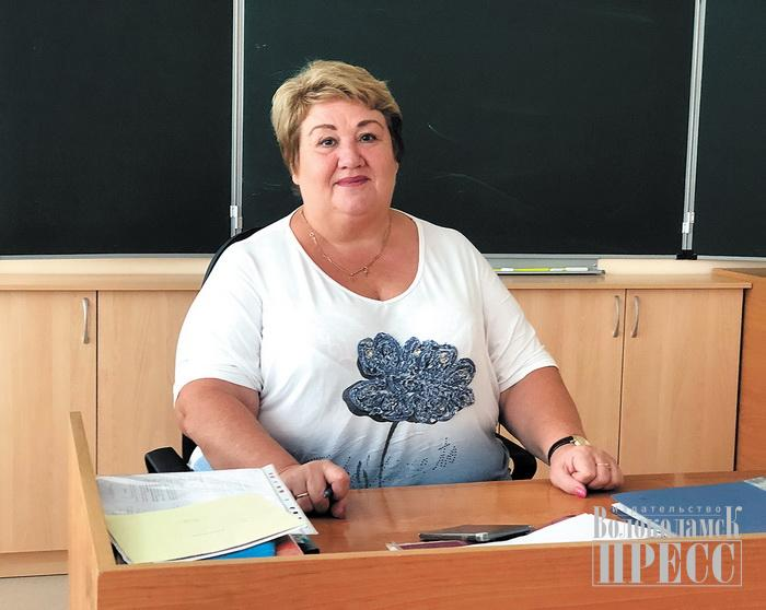 Учительница из Волоколамска стала победительницей заключительного этапа конкурса «Учитель года»