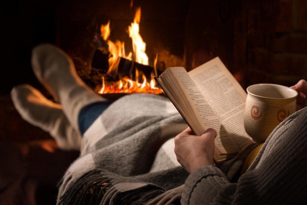 Уютные книги для осеннего вечера