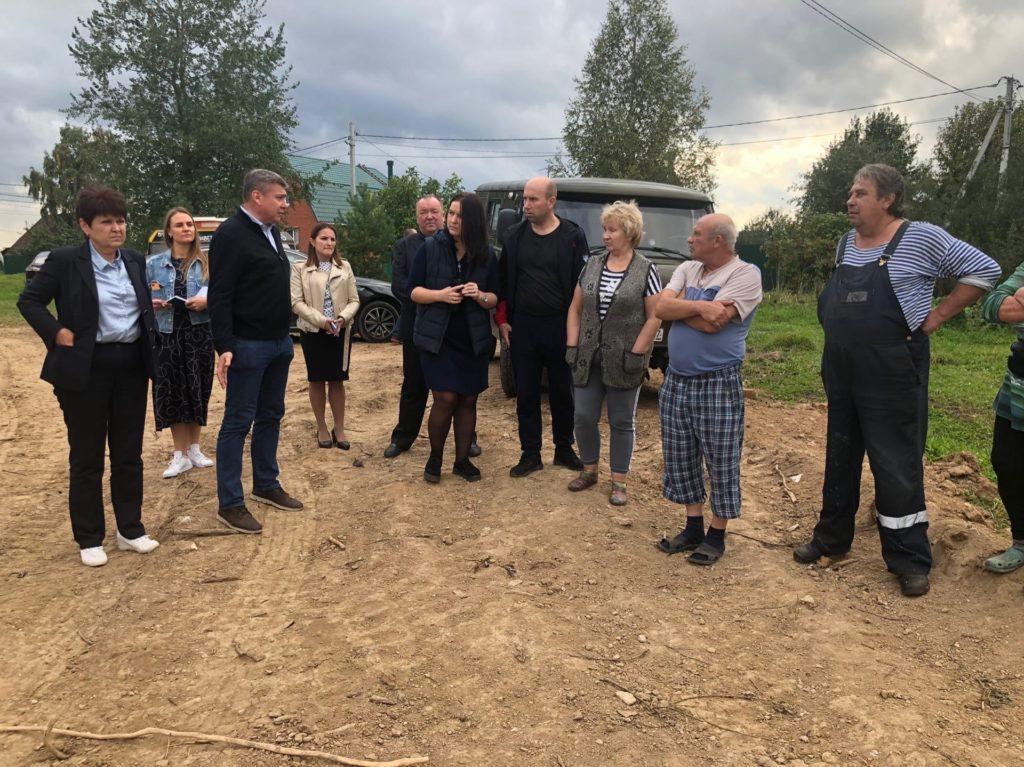 Жители Волоколамского округа могут проголосовать за очистку прудов