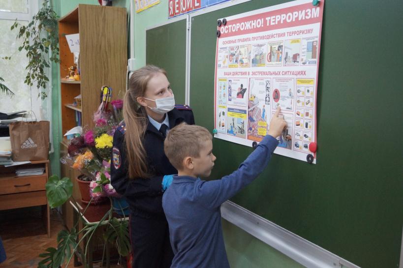 Сотрудники ОМВД России по г.о. Лотошино присоединились к акции «Мир детям»