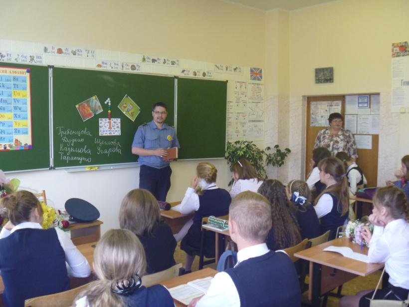 Территориальный отдел № 32 провел «Уроки чистоты» в горокруге Шаховская