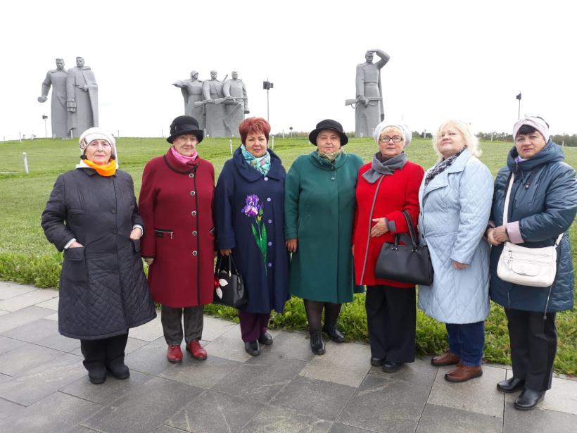 Шаховские пенсионеры приняли участие в экскурсионной поездке