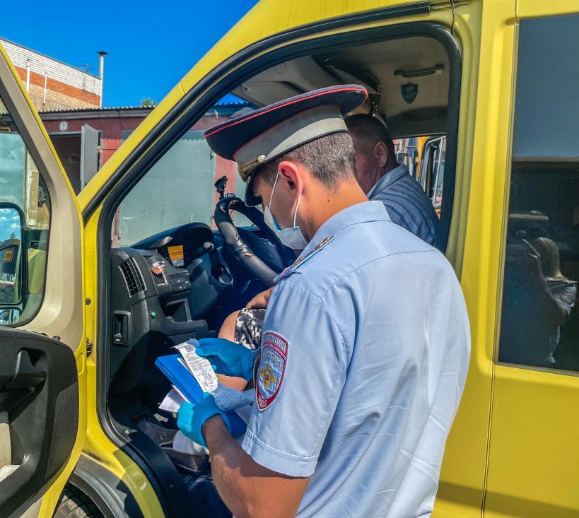 С 20 по 26 сентября на территории горокруга Шаховская пройдет ОПМ «Автобус»