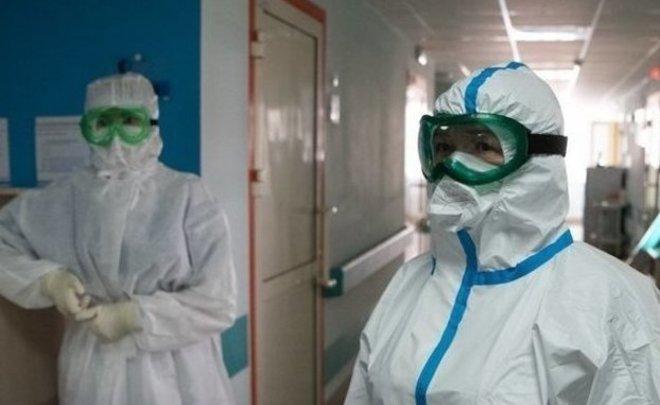 В России выявили 18 024 новых случая COVID-19