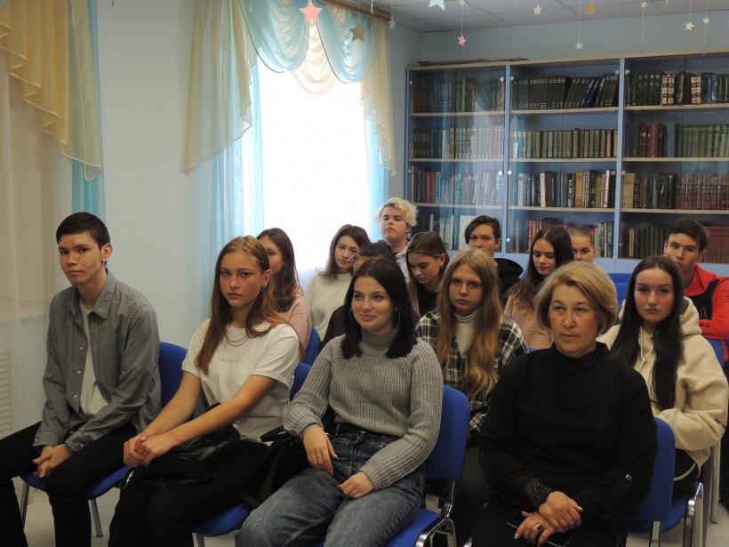 Шаховским студентам рассказали о профессии юриста