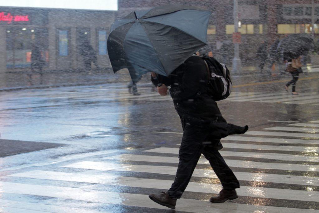Волоколамцев предупредили об ухудшении погодных условий