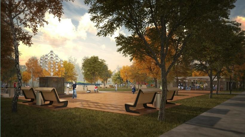 В Подмосковье в 2022 г реализуют проекты парков, победившие на всероссийском конкурсе