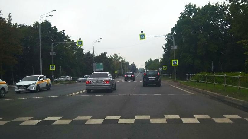 Дороги к 34 школам и детсадам Подмосковья отремонтировали по нацпроекту