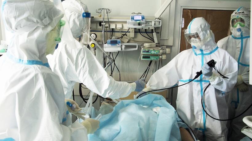 936 новых случаев коронавируса выявили в Подмосковье за сутки