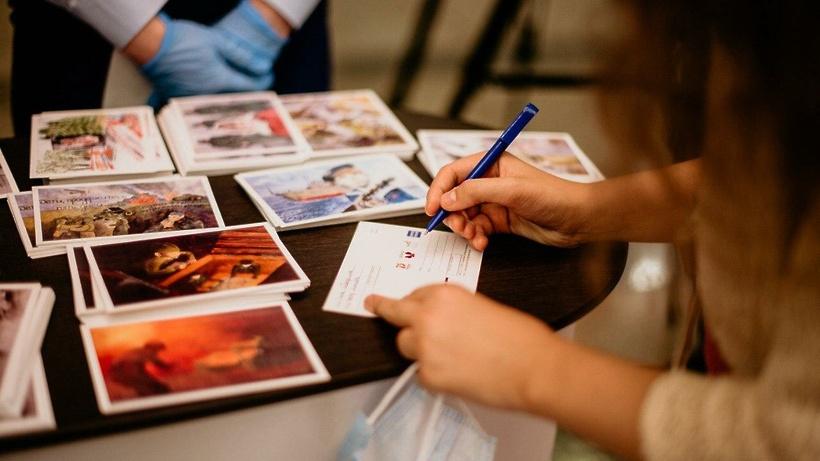 Более 6 тыс открыток «Лето в Подмосковье» отправили жители и гости региона