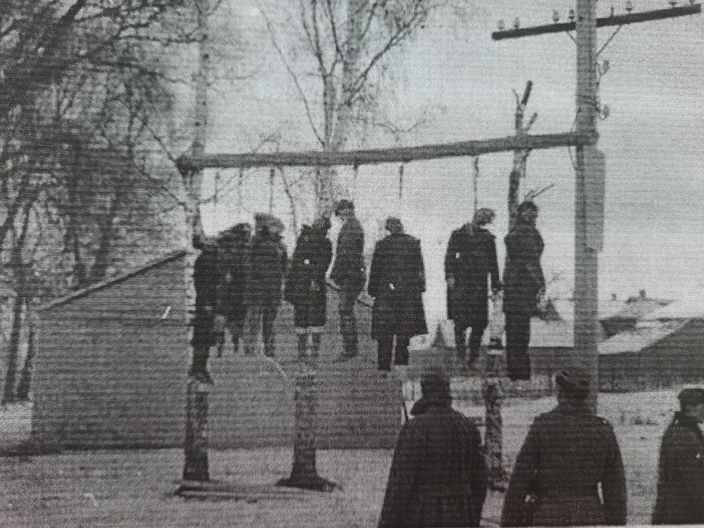 СИЛЬНЕЕ СМЕРТИ 80 лет назад... Волоколамск…