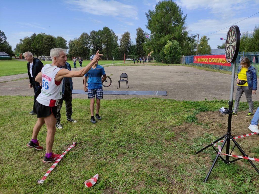 Спортивные состязания прошли в Волоколамске