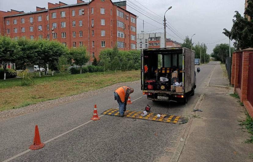 Волоколамским автомобилистам придётся снижать скорость на некоторых улицах города