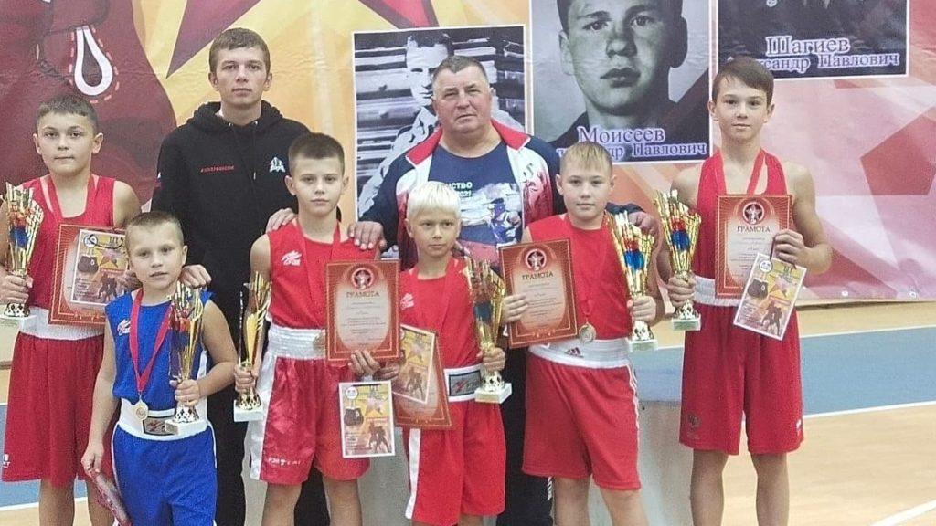 С 3 по 5 сентября состоялся IV открытый турнир по боксу