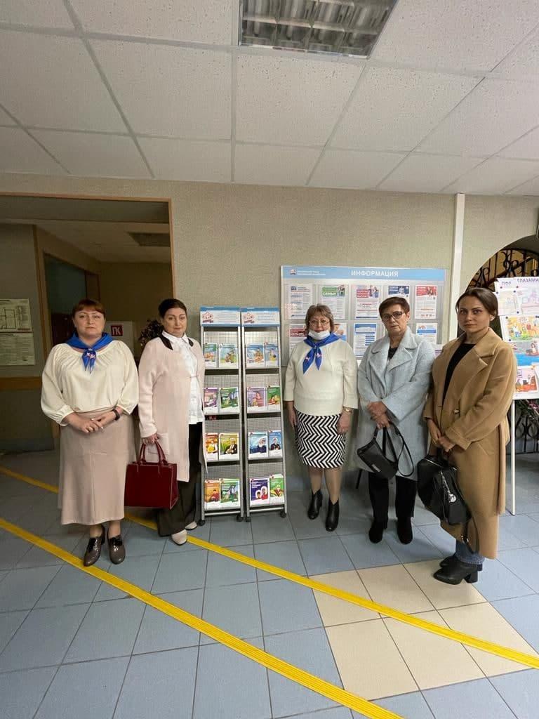 Сотрудники архивного отдела администрации приняли участие в мероприятии «День открытых дверей» в Пенсионном фонде