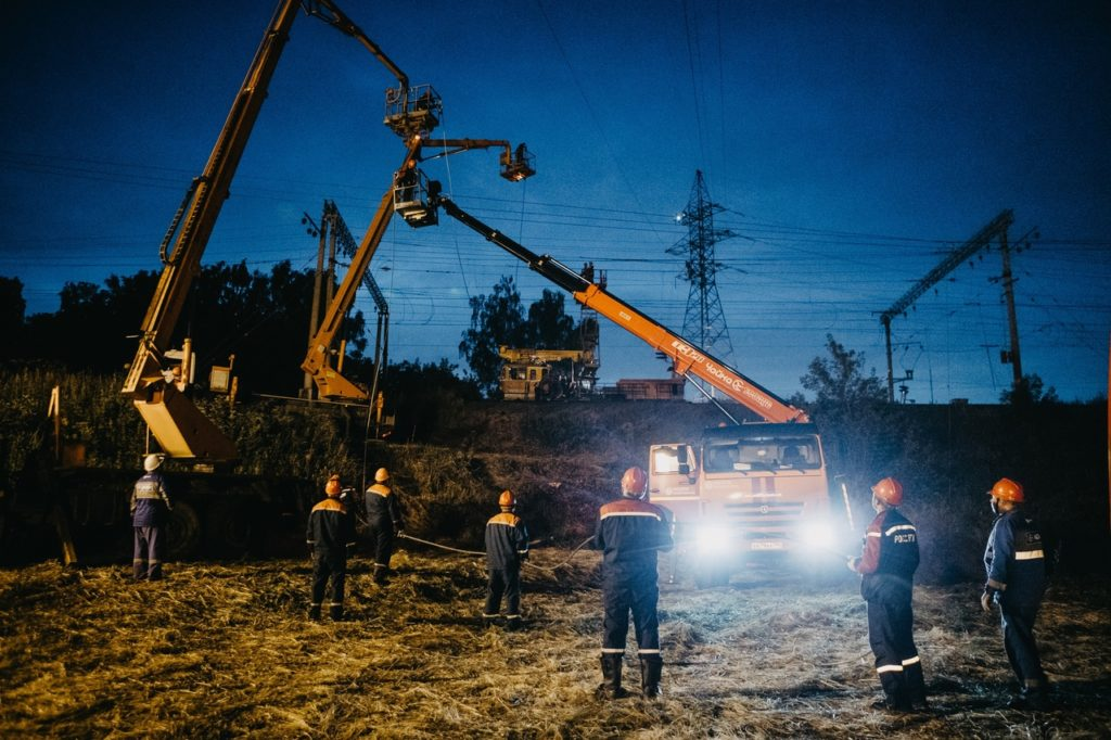 Энергетики повысили надежность электроснабжения Волоколамска