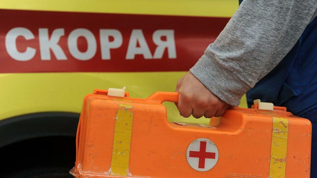 В Москве водитель без прав сбил трех человек