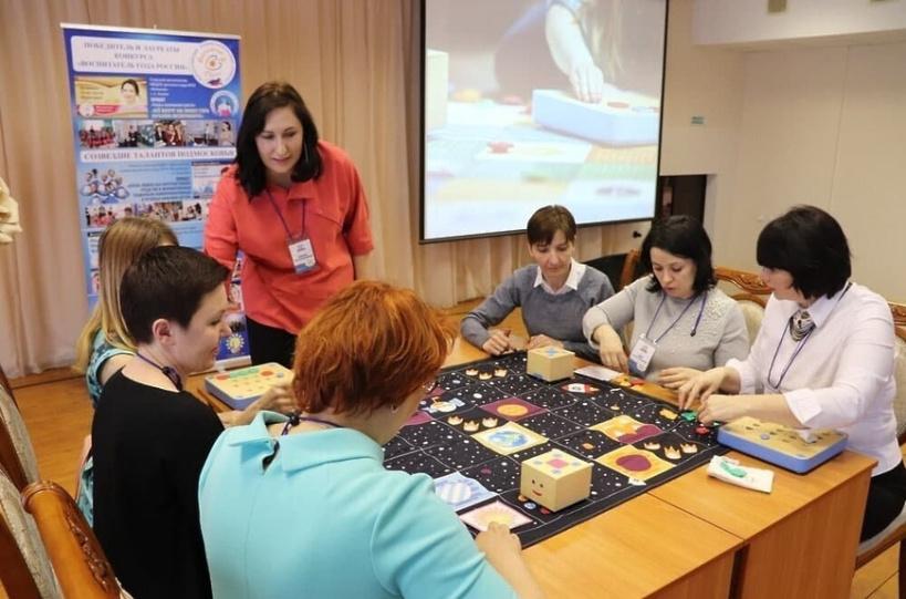 Волоколамский детский сад получил статус стажировочной площадки