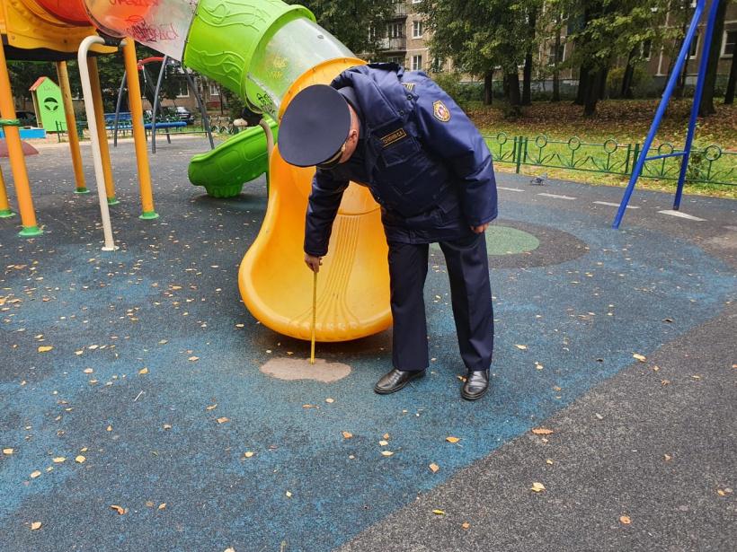 В г.о. Лотошино устранено 26 нарушений в содержании детских игровых площадок